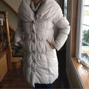 Jackets & Blazers - Grey long Puffer. Super WARM.
